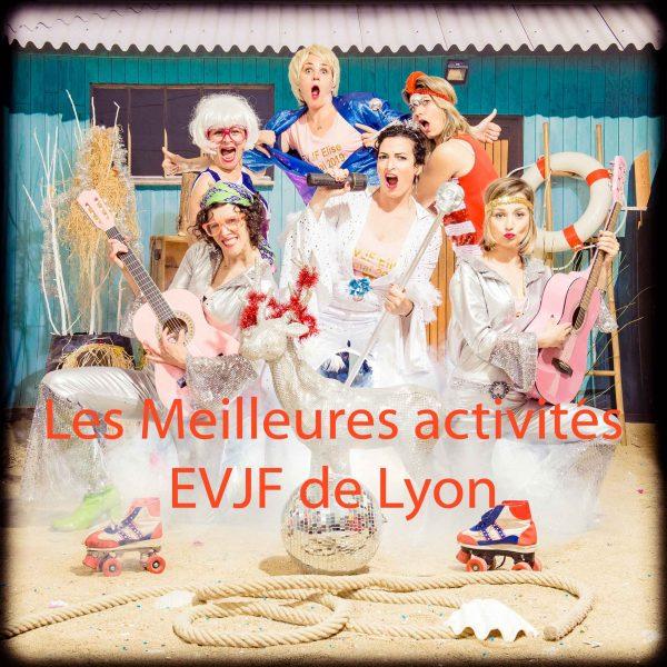 Les meilleures activité EVJF à Lyon, des idées d\'activité originales fun et décalées entre copines, séance shooting photo décalé